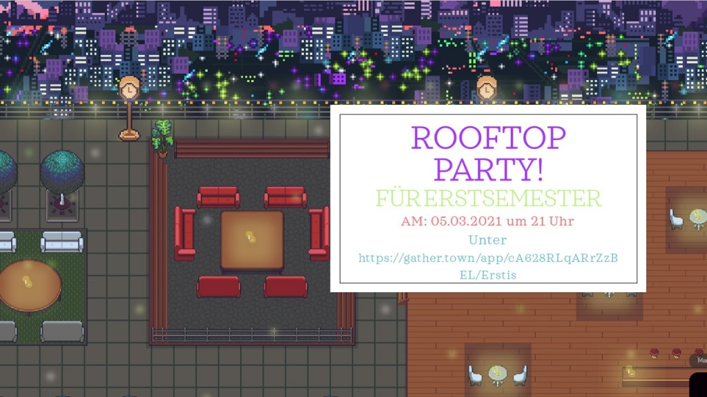 Rooftop Party!